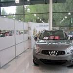 Case - Nissan - Nissan Sales Booth och Nissan Separationwall