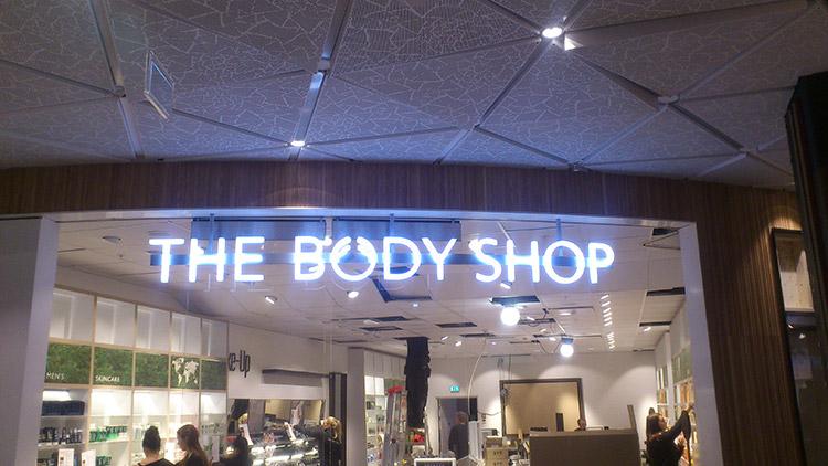 the body shop skellefteå
